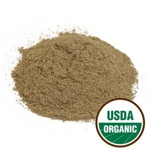Starwest Botanicals Chaste Tree Berry Powder Organic (4oz)
