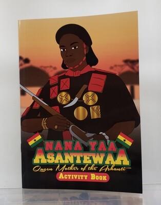 Black Activity Book NANA YAA ASANTEWAA