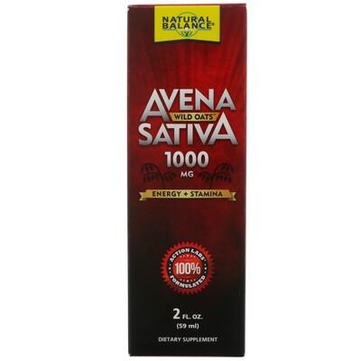 Natural Balance Avena Wild Oats Sativa