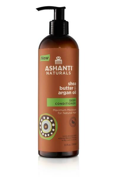 Ashanti Naturals-Shea Butter & Argan Oil Deep Conditioner