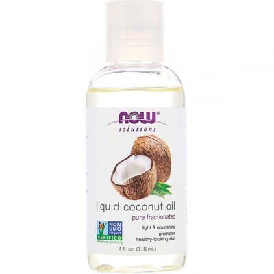 Liquid Coconut Oil