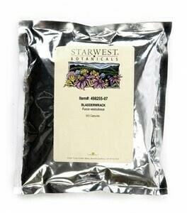 Starwest Botanicals Bladderwrack C/S
