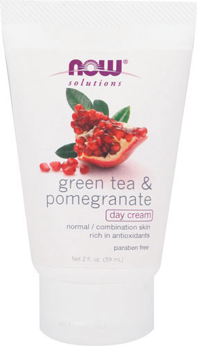 Now Green Tea & Pomegranate Day Cream - 2 oz