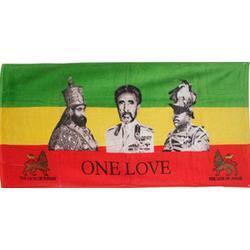 Selassie and Garvey Towel