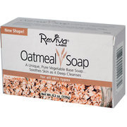 Reviva Labs Oatmeal Soap 4.5oz