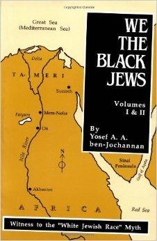 We The Black Jews Book