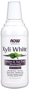 Xyliwhite™ Neem & Tea Tree Mouthwash - 16 oz.