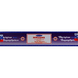 Nirvana Satya Incense Pack - 15 Sticks
