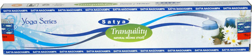 Tranquility Satya Incense Pack - 15 Sticks