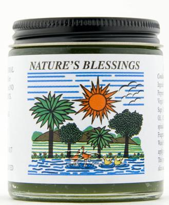 Nature's Blessing 4oz Hair Pomade