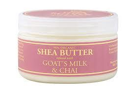 Nubian Heritage Goat's Milk & Chai Infused Shea Butter