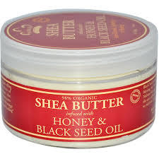Nubian Heritage Honey & Black Seed Infused Shea Butter