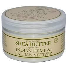 Nubian Heritage Indian Hemp Infused Shea Butter