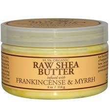 Nubian Heritage Raw Shea Infused Butter