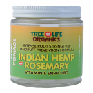 Tree Of Life Organics Indian Hemp Rosemary Pomade 4oz
