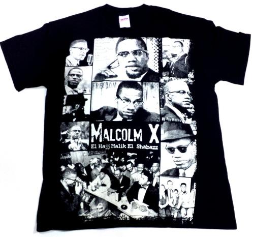 Malcolm X Mens T-Shirt