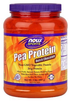 Pea Protein Dutch Chocolate - 2 lbs
