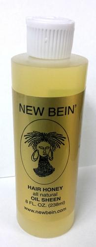 New Bein' Hair Honey 8oz