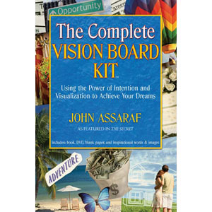 The Complete Vision Board Kit