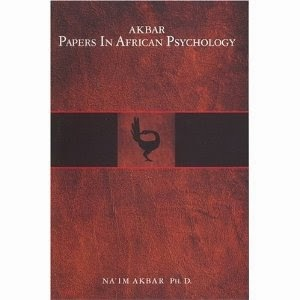 Akbar Papers in African Psychology by Na'im Akbar