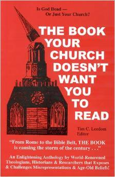 The Book Your Church Doesn't Want You To Read