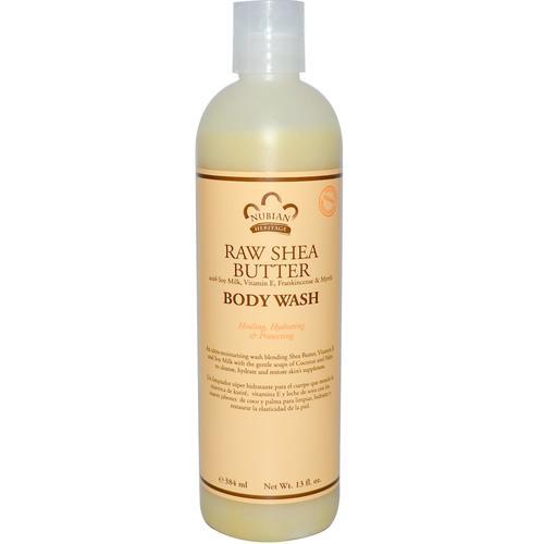 Nubian Heritage Raw Shea Butter Body Wash 13oz
