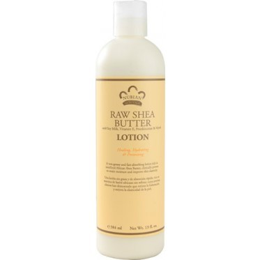 Nubian Heritage Raw Shea Butter Lotion (13 oz)