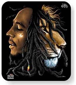 Bob Marley Profiles Sticker