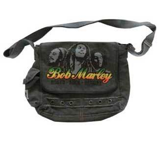 Bob Marley Messenger Bag