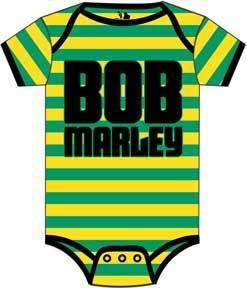 Marley Jamaica Stripe Onesie