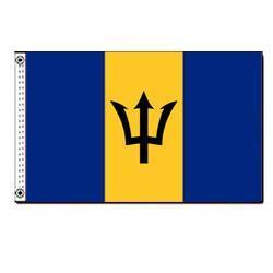 Barbados 3' X 5' Foot Flag