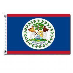 Belize 3' x 5' Foot Flag
