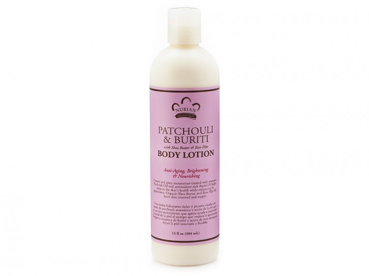 Nubian Heritage Patchouli & Baruti Body Lotion 13oz