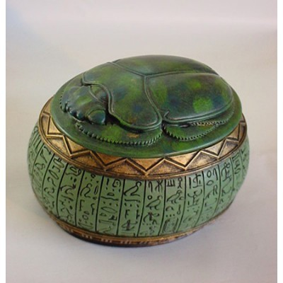 Scarab Jewelry Box