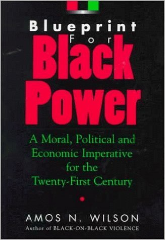 Blueprint for Black Power: A Moral, Political, and Economic Imperative for the Twenty-First Century (Paperback) by: Amos N. Wilson