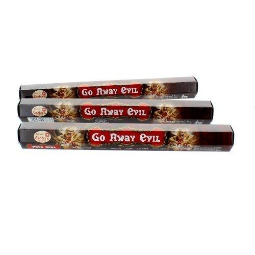 Tulasi Go Away Evil Incense - 20 Sticks