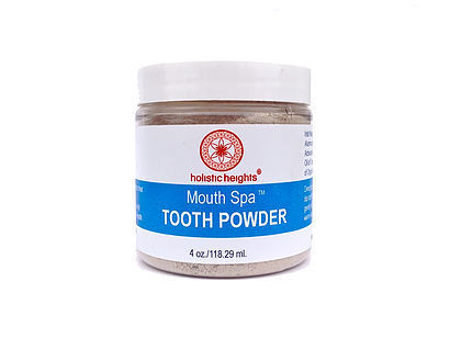 Holistic Heights - Mouth Spa Tooth Powder