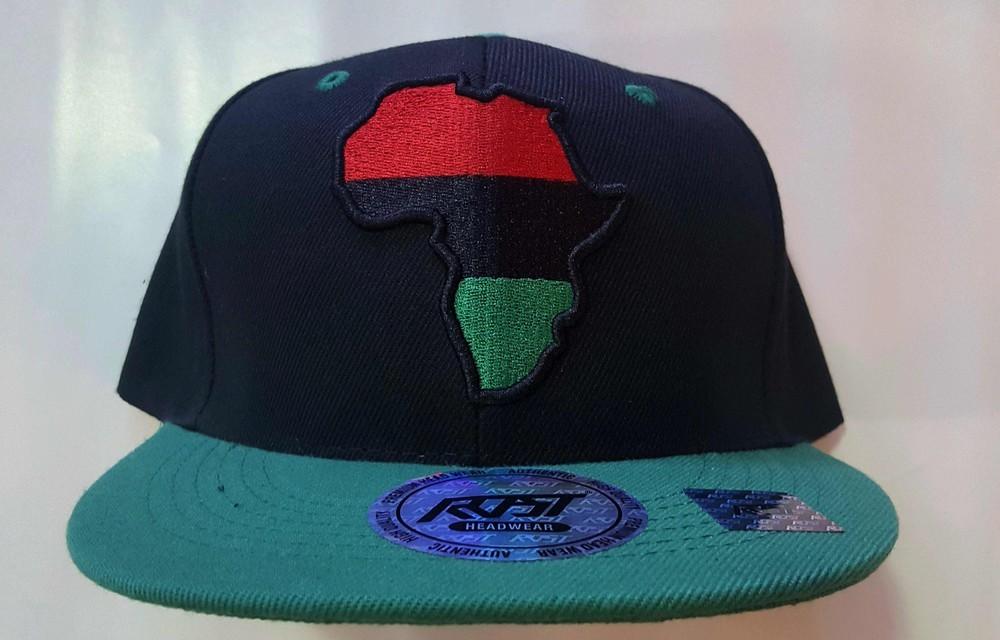 Africa Snapback Hat