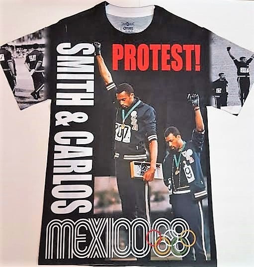 Mexico 1968 Protest T-Shirt
