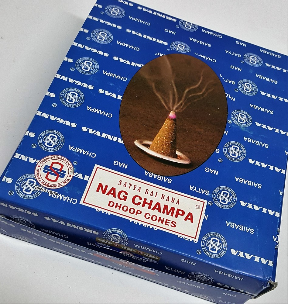 Satya Nag Champa Dhoop Cones