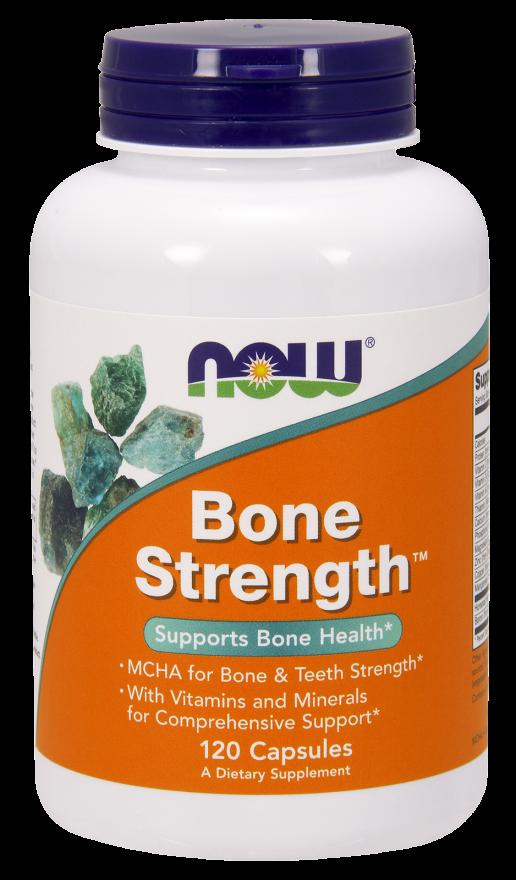 Bone Strength 120 Capsules