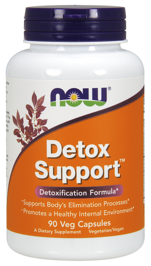 Detox Support 90 Veg Capsules