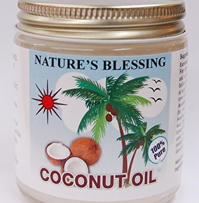Nature's Blessings Coconut Oil 100% Pure 4oz