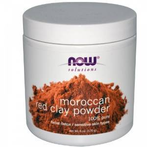 Red Clay Powder Moroccan - 6 oz.