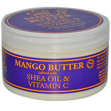 Nubian Heritage Mango Butter Infused Shea Butter