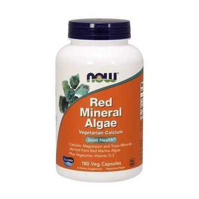 Red Mineral Algae - 180 Veg Capsules