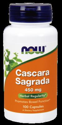 Cascara Sagrada-450 mg