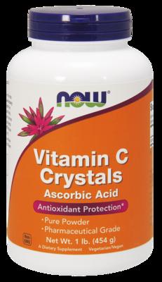 Vitamin C Crystals Ascorbic Acid 8oz