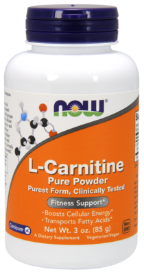 L-Carnitine Pure Powder-85g