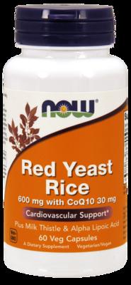 Red Yeast Rice-600mg